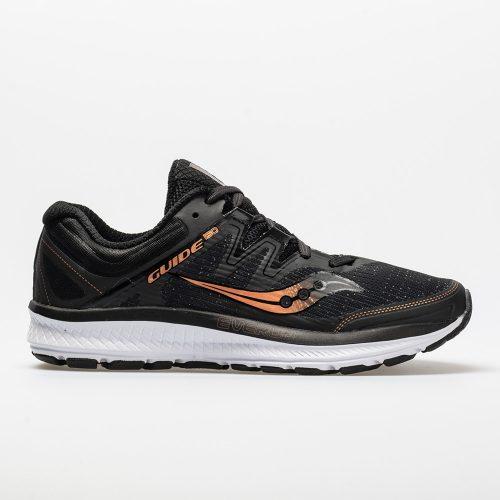 Saucony Guide ISO: Saucony Women's Running Shoes Black/Denim/Copper