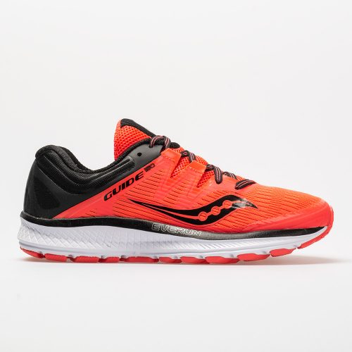 Saucony Guide ISO: Saucony Women's Running Shoes ViZi Red/Black