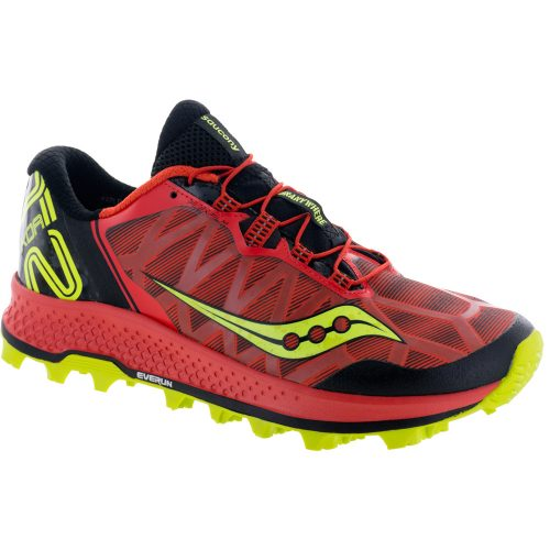 Saucony KOA ST: Saucony Men's Running Shoes Orange/Citron