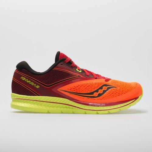 Saucony Kinvara 9: Saucony Men's Running Shoes Orange/Red/Black