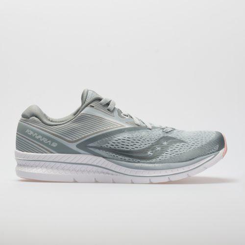 Saucony Kinvara 9: Saucony Women's Running Shoes Grey/White