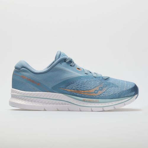 Saucony Kinvara 9: Saucony Women's Running Shoes Light Blue/Denim/Copper