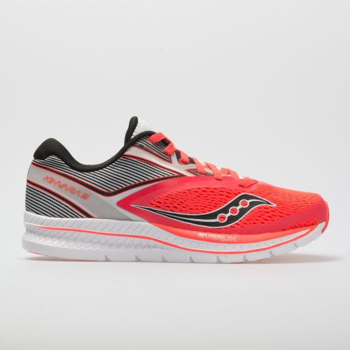 Saucony Kinvara 9: Saucony Women's Running Shoes ViZi Red/White