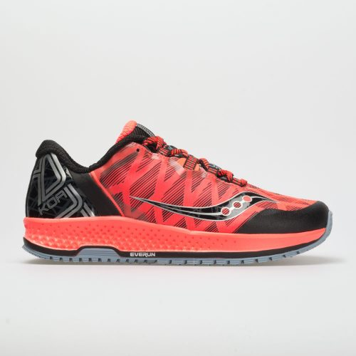 Saucony Koa TR: Saucony Men's Running Shoes ViZiRed/Black