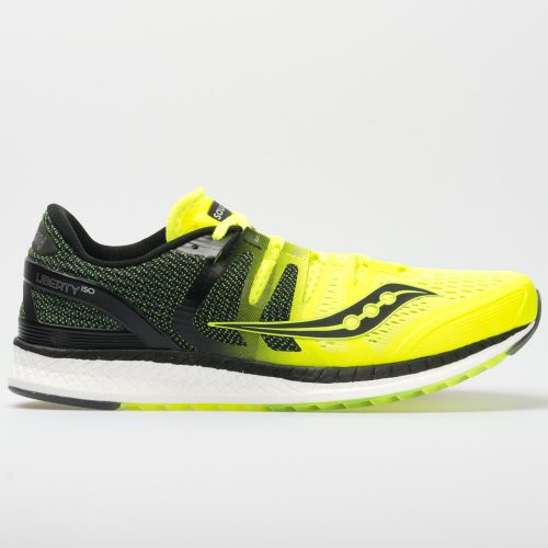Saucony Liberty ISO: Saucony Men's Running Shoes Citron/Black