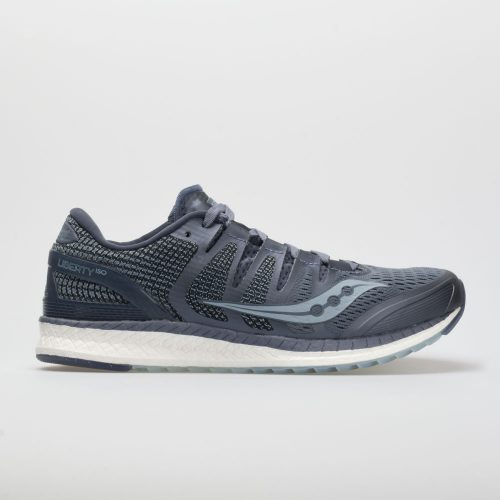 Saucony Liberty ISO: Saucony Men's Running Shoes Grey/Fog