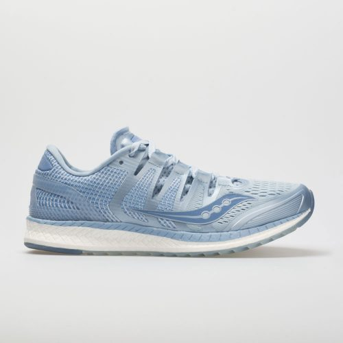 Saucony Liberty ISO: Saucony Women's Running Shoes Fog/Blue