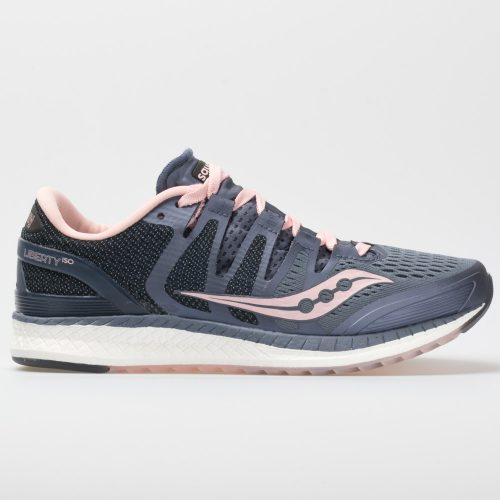 Saucony Liberty ISO: Saucony Women's Running Shoes Slate/Blush