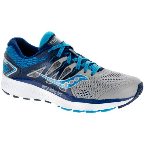 Saucony Omni 16: Saucony Women's Running Shoes Grey/Blue