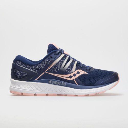 Saucony Omni ISO: Saucony Women's Running Shoes Navy/Blush