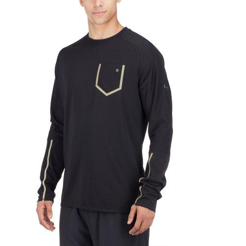 Saucony Race Pace Long Sleeve Shirt: Saucony Men's Running Apparel