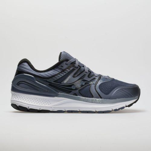 Saucony Redeemer ISO 2: Saucony Men's Running Shoes Grey/Black