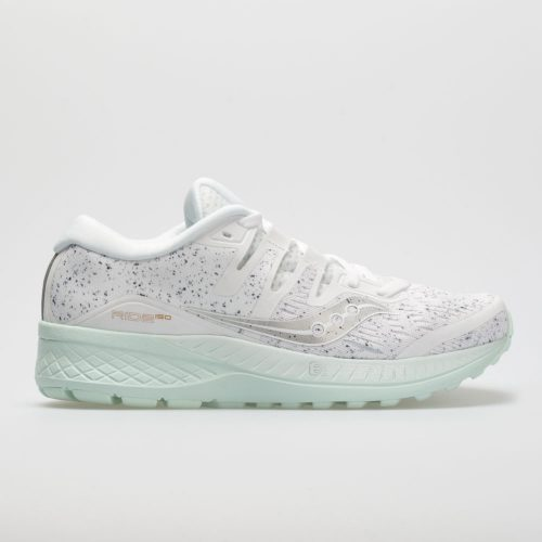 Saucony Ride ISO: Saucony Women's Running Shoes White Noise Pack
