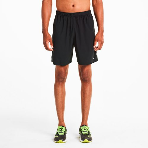 Saucony Run Lux Short: Saucony Men's Running Apparel