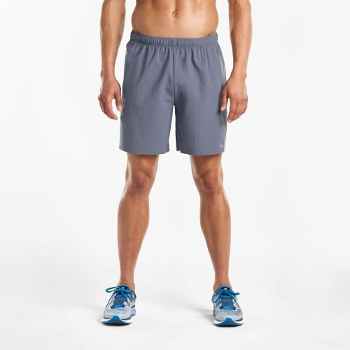 "Saucony Sprint 7"" Woven Shorts: Saucony Men's Running Apparel Spring 2018"