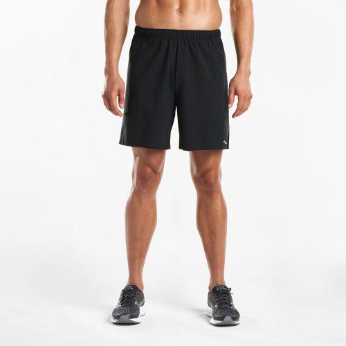 "Saucony Sprint 7"" Woven Shorts: Saucony Men's Running Apparel Spring 2018"