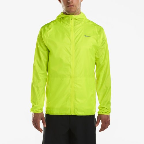 Saucony Taper Jacket: Saucony Men's Running Apparel