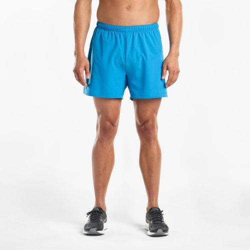 "Saucony Throttle 5"" Woven Shorts: Saucony Men's Running Apparel Spring 2018"