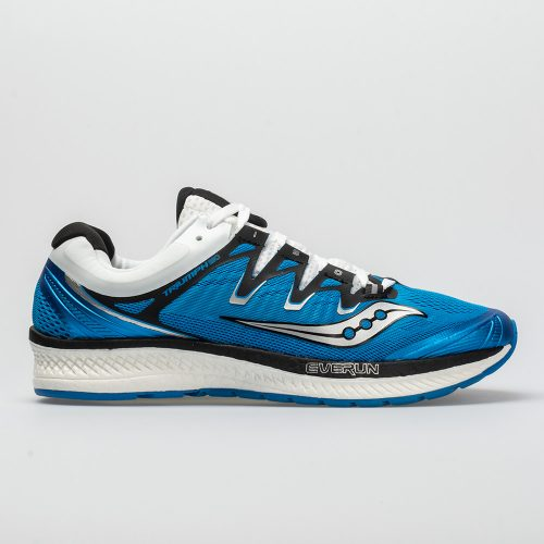 Saucony Triumph ISO 4: Saucony Men's Running Shoes Blue/Black/White