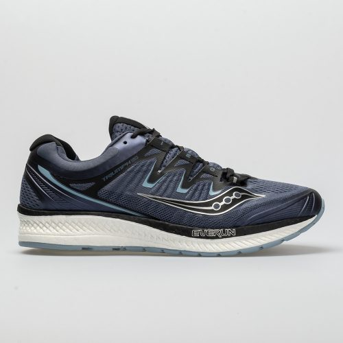 Saucony Triumph ISO 4: Saucony Men's Running Shoes Grey/Black