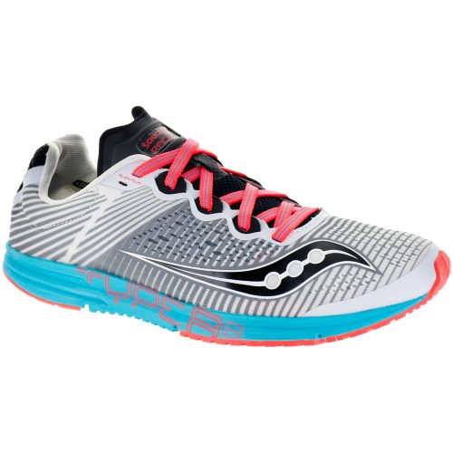 Saucony Type A8: Saucony Women's Running Shoes White/Red/Blue