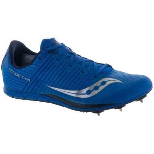 Saucony Vendetta 2: Saucony Men's Running Shoes Blue/Silver