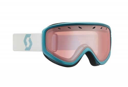 Scott MIA Goggle - Women's - ocean blue/white - amplifier lens, adjustable
