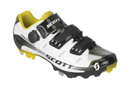 Scott MTB Team Issue Shoes - Men's - white/black, eu 46