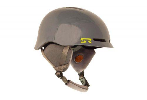 Shred Ready Forty4 Snow Helmet - gray, medium