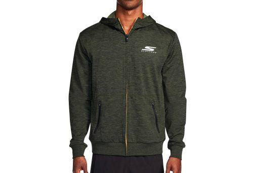 Skechers Elevation Zip Jacket - Men's - green, large