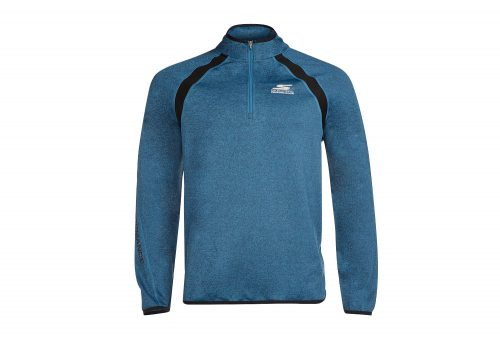 Skechers Windchill 1/4 Zip Sweatshirt - Men's - blue, medium