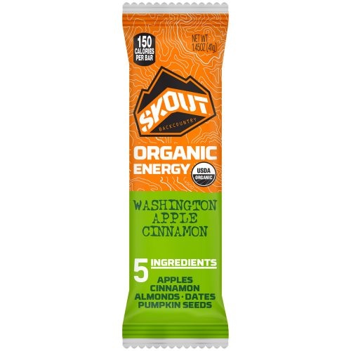 Skout Backcountry Organic Energy Bar (Box of 12): Skout Backcountry Nutrition