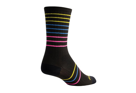 "Sock Guy SGX 6"" Myriad Socks"