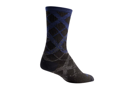 "Sock Guy Wool Crew 6"" Fade Socks"