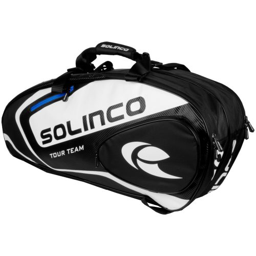 Solinco Tour 6-Pack Racquet Bag Blue: Solinco Tennis Bags