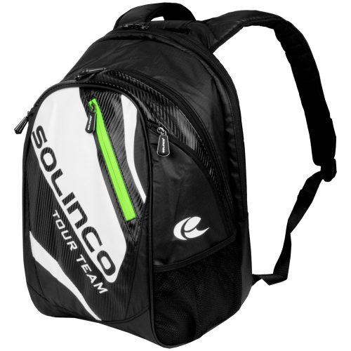 Solinco Tour Backpack Green: Solinco Tennis Bags