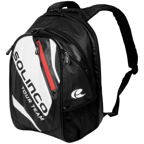 Solinco Tour Backpack Red: Solinco Tennis Bags