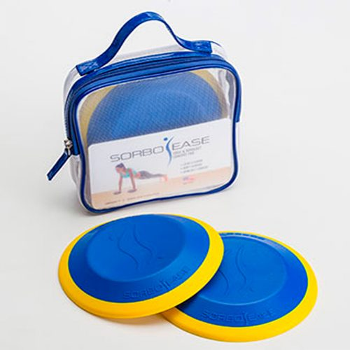 Sorbothane Sorbo-Ease Exercise Pads: Sorbothane Fitness Equipt