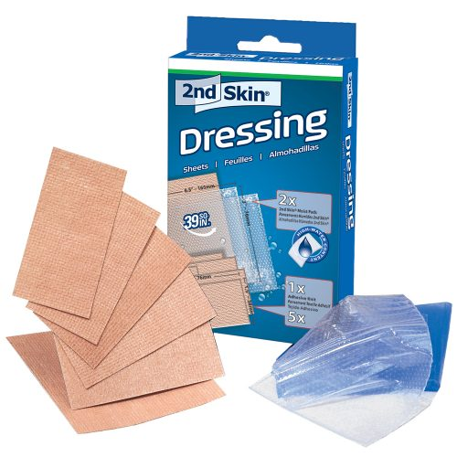 Spenco 2nd Skin Dressing Kit: Spenco Sports Medicine