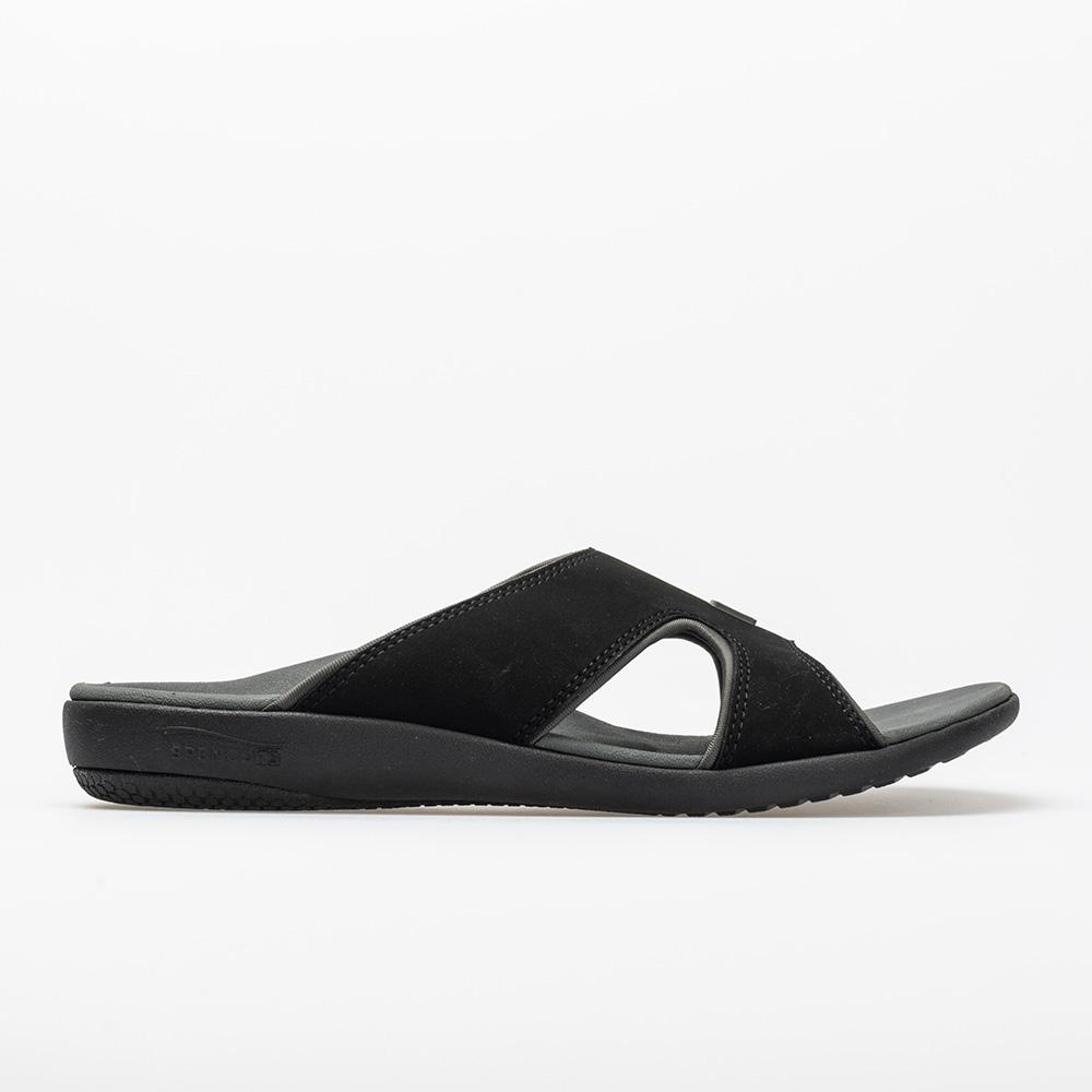 Spenco Kholo Plus: Spenco Men's Sandals & Slides Carbon Pewter