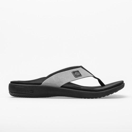 Spenco Pure: Spenco Men's Sandals & Slides Ash