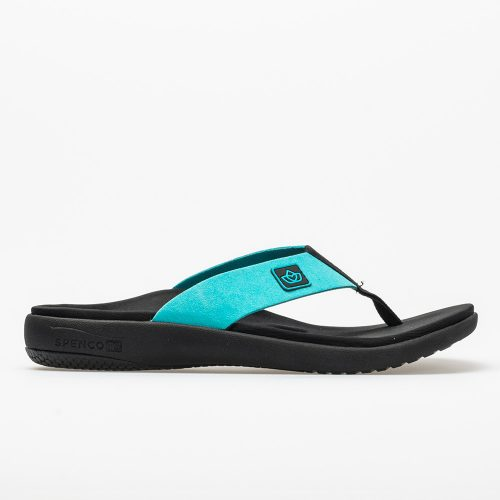Spenco Pure: Spenco Women's Sandals & Slides Bluebird