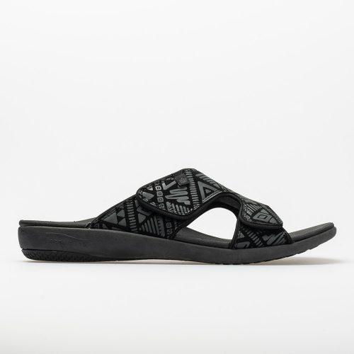 Spenco Tribal Slide: Spenco Men's Sandals & Slides Black