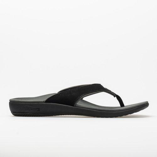 Spenco Yumi Plus: Spenco Men's Sandals & Slides Carbon Pewter