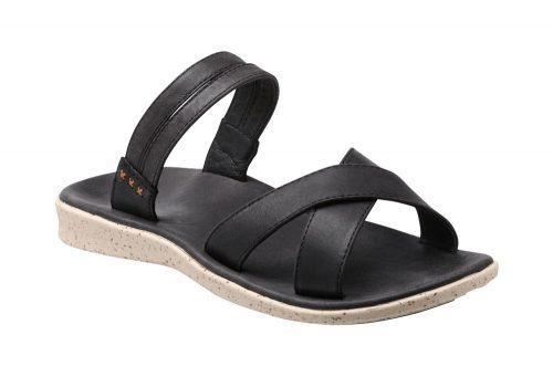 Superfeet Laurel Sandals - Women's - black/white, 7.5