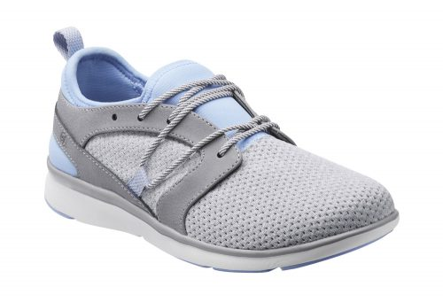 Superfeet Lora Shoes - Women's - grey / bluebell, 9