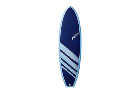 Surftech NSP 04 Cocomat Fish Surf VC 6'0 Surfboard