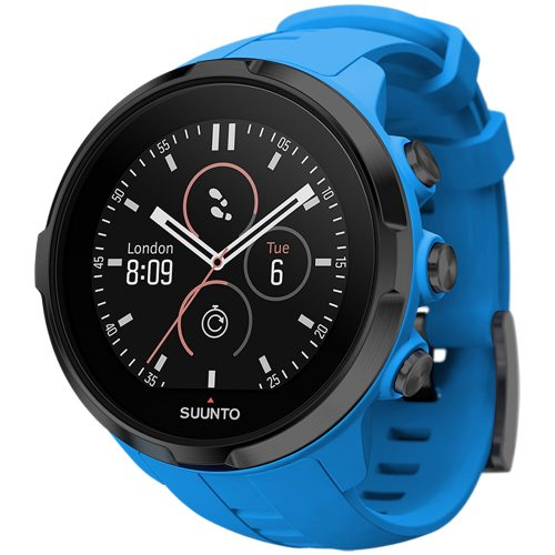 Suunto Spartan Sport Wrist HR GPS: Suunto Heart Rate Monitors
