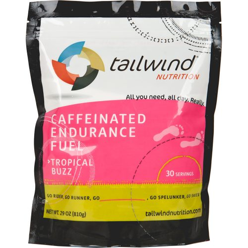 Tailwind Caffeinated Endurance Fuel Drink 30-Servings: Tailwind Nutrition Nutrition