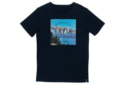 Tavik Range S/S Tee - Men's - black, small